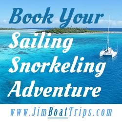 Book your boat trip or sailing excursion in Puerto Rico, Caribbean
